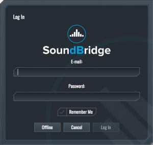 SoundBridge Launch