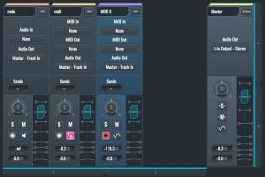 SoundBridge Mixer